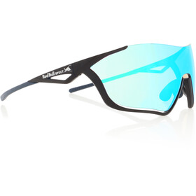 Red Bull SPECT Flow Lunettes de soleil, matte navy/grey-blue